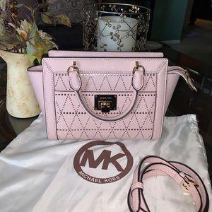 MK pink purse